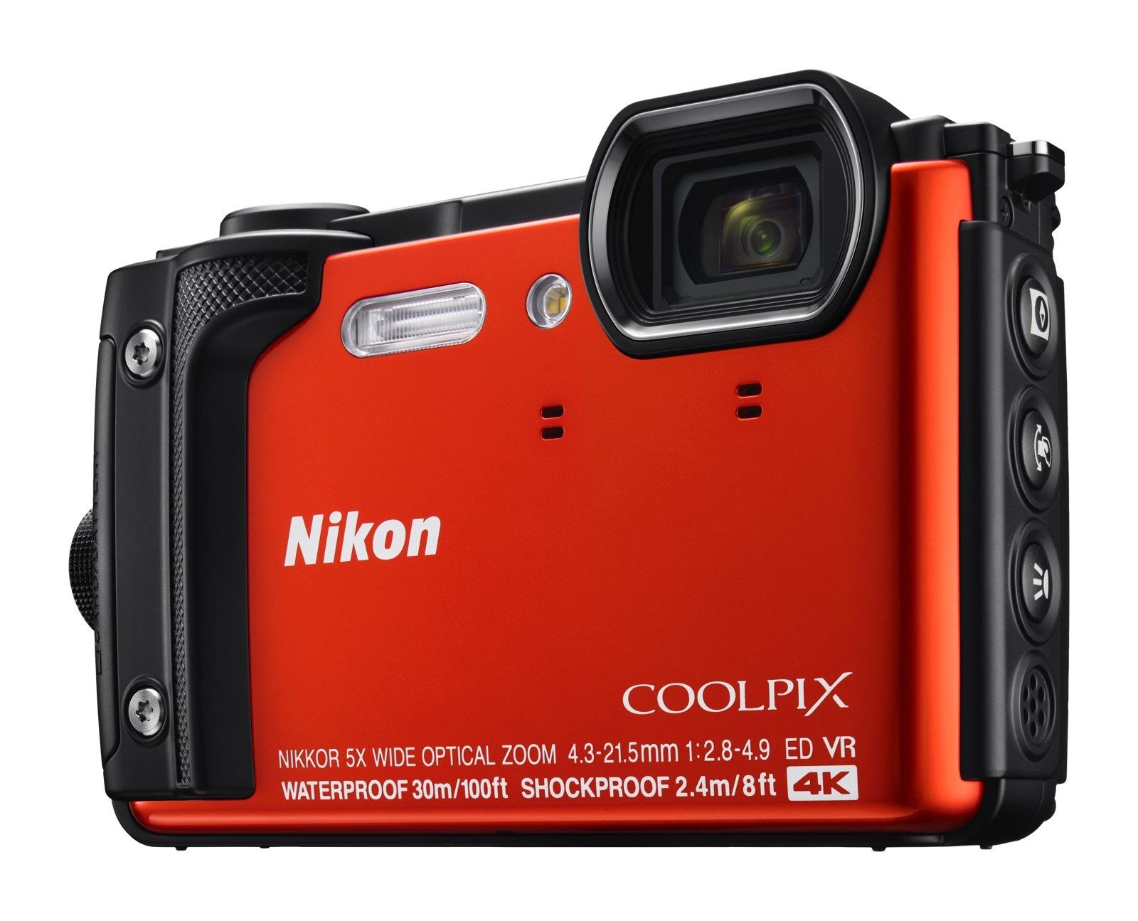NIKON COOLPIX W300 – сочетание мощи и компактности